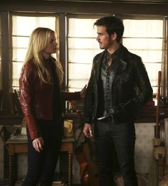 """Emma and Hook - 4 * 21 and 22 """"Operation Mongoose Part 1 and 2"""" #CaptainSwan"""