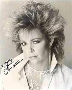80's hair ... love this!