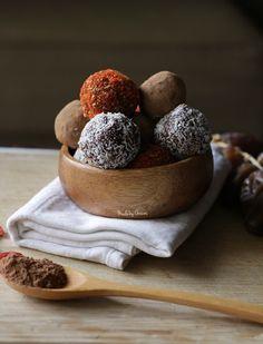 Trufas saudáveis| Healthy Truffles - Made by Choices