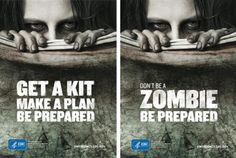 Now I Know: Get Ready for the Zombie Apocalypse - buy your kit today
