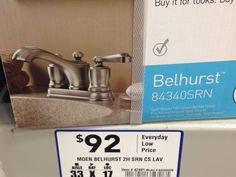 Faucet? Lowes
