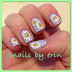 nails_by_erin's spring tips! Show us your spring mani & you could be featured on our Pinterest and Instagram! Just use #SephoraSpring