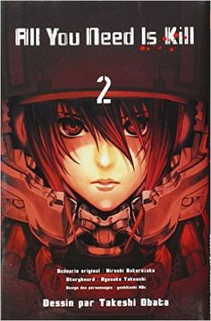 Amazon.fr - All you need is kill Vol.2 - TAKEUCHI Ryôsuke - Livres