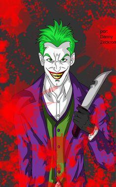 Joker by Dannyell-garabatos78 on DeviantArt