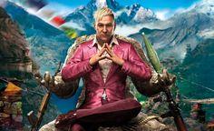 Ubisoft tarafından, Far Cry 4'deki karakterlerden Pagan Min'i tanıtan bir video yayınlandı.