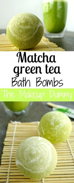 DIY Matcha green tea bath bombs with swirlsThese look AMAZING! How to make your own Matcha bath bombs with green tea! Tutorial from The Makeup DummyBubbly bath bombs cupcakes for a spa day Make and Diy Spa, Green Tea Bath, Bath Tea, Green Tea Soap, Diy Masque, Homemade Bath Bombs, Diy Bath Bombs, Making Bath Bombs, Best Bath Bombs