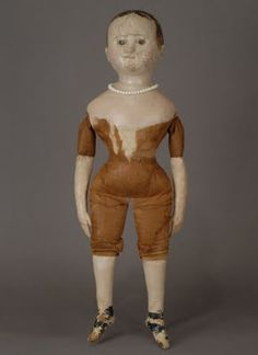 Izannah Walker Chronicles: Izannah Walker Doll at the Carmel Doll Shop