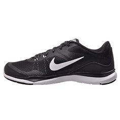 hot sale online 479cb 56736 Nike Women s Flex Trainer 5 Black White Anthracite Training Shoe 9 Women US