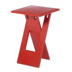 Mercury Row Folding End Table & Reviews | Wayfair