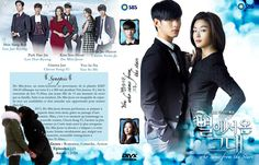 You Who Came From The Stars cover dvd drama SBS