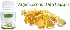 Virgin Coconut Oil S Capsule Kandungan : 100% Minyak Kelapa Dara Berat : Setiap kapsul 500mg x 132 biji/botol more info >> http://www.biorich.my/biohealth