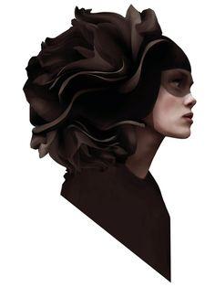 Ruben Ireland Illustrations | Trendland: Fashion Blog & Trend Magazine