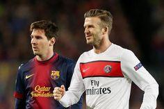 Messi & Beckham