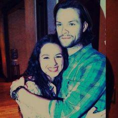 Jared and Megan