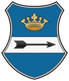 County of Zala Hungary, Capital: Zalaegerszeg Coat Of Arms, Porsche Logo, Symbols, Logos, Cities, Hungary, North West, Family Crest, Logo