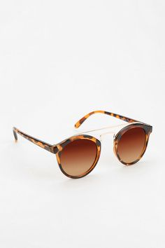 Arched Metal Mix Sunglasses $10.00 @ Urban Outfitters