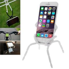 Esourcepart Get Universal Multi-Function Spider Flexible Phone Car Holder Hanging Mout Stand  $9.99 http://bit.ly/NSyuSI