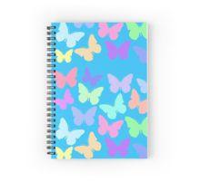 Butterfly Dance ... Spiral Notebook