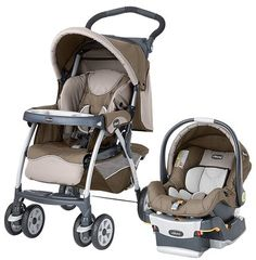 Chicco Cortina KeyFit 30 Travel System - Adventure - Stroller