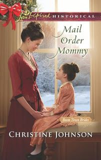 Giveaway at Best Reads (2010 - 2016): Mail Order Mommy by Christine Johnson #BookGiveaway