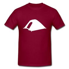Olive Camping - Tent T-Shirts