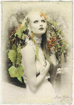 Eternal Feminine • Jamie Gordon Fine Art Photography