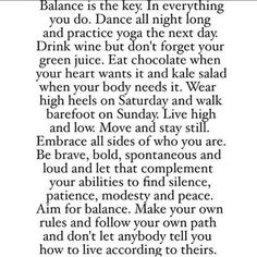 #life #livethelifeyoulove #balance #love #mylife #happy