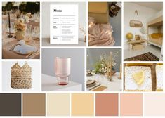 Tips for how to plan a unique – wedding moodboard inspiration Wedding Mood Board, Wedding Blog, Wedding Events, Wedding Ideas, Unique Weddings, Real Weddings, Event Planning, Wedding Planning, Prop House