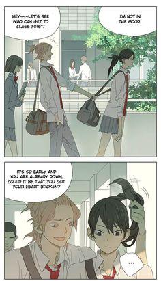 Tamen De Gushi 68 - Read Tamen De Gushi 68 Manga Scans Page 1 Free and No Registration required for Tamen De Gushi 68 Anime Couples Manga, Cute Anime Couples, Anime Guys, Manga Anime, Anime Art, Manhwa, Tan Jiu, Cute Love Cartoons, Yuri Anime