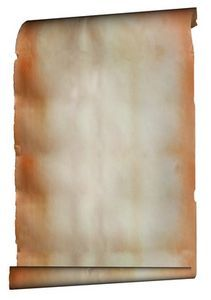 How to Make a Medieval Scroll as a Craft thumbnail