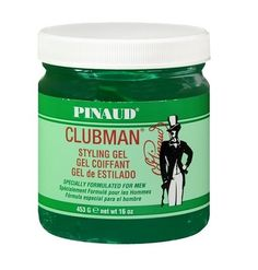 Clubman Pinaud Styling Gel - Regular Hold 16 oz $5.95   Visit www.BarberSalon.com One stop shopping for Professional Barber Supplies, Salon Supplies, Hair & Wigs, Professional Products. GUARANTEE LOW PRICES!!! #barbersupply #barbersupplies #salonsupply #salonsupplies #beautysupply #beautysupplies #hair #wig #deal #promotion #sale #clubman #pinaud #stylinggel #regularhold