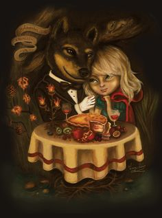 Little Red & Wolf