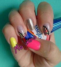 Color Nails, Nail Colors, Nail Arts, Beauty Nails, Class Ring, Diana, Nail Designs, Sexy, Beautiful