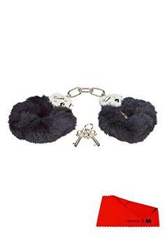 H3007009251 PH FURRY LIEBE Cuffs schwarz Bondage Handschellen cuffs Sex Toys