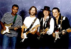 bowie and clapton | Robert Cray - Eric Clapton - Stevie Ray Vaughan - Jimmie…