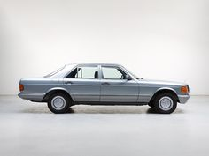 MERCEDES-BENZ, 280 SE, S-Class with 64,871 km Mileage, 1981
