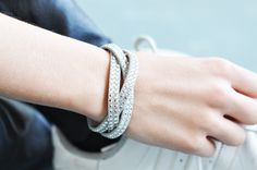 Toller Schmuck mit Kristallen von Swarovski Swarovski, Abs, Diamond, Bracelets, Jewelry, Fashion, Crystals, Amazing, Jewlery
