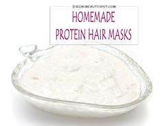 Protein Hair Mask