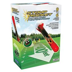Stomp Rocket Super High Performance Kit