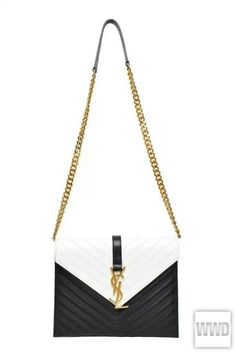 handbags chains - Fashion\u2022YSL\u2022purses on Pinterest | Purses, Saint Laurent Purse and ...