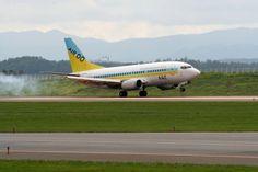 エアドゥ B737-500|新千歳空港ベースのエアライン日記