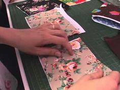 VER MAIS CURITIBA | Aprenda a fazer uma linda nécessaire | 19/03/2012