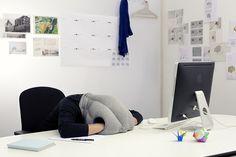 Cuscino struzzo per combattere lo stress