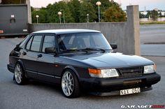 Garaget | Saab 900 (1988)
