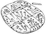 Ciao bambini: Sumeri Scrittura Organizzazione sociale Testi semplificati Pot Holders, Case, Hot Pads, Potholders, Planters