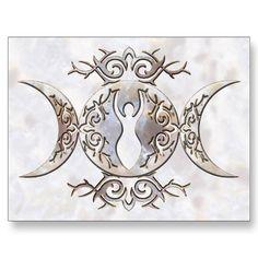 Výsledok vyhľadávania obrázkov pre dopyt wicca the goddess Goddess Symbols, Moon Symbols, Pagan Symbols, Pagan Art, Goddess Art, Moon Goddess, Luna Goddess, Mother Goddess, Viking Symbols