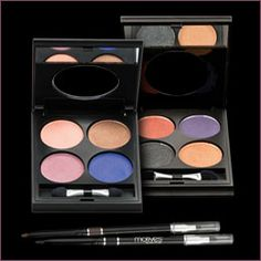 Motives for La La mineral mascara, eye shadows and eyeliners define and shade the eyes with rich color and glide on smooth to provide full deep coverage.
