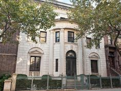 The Historic Tracy Mansion in Brooklyn, NY