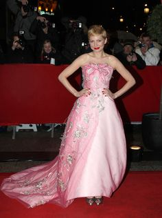 Michelle Williams in Christian Dior