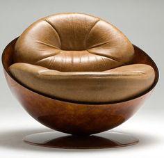Esfera Chair - 1970 Ricardo Fasanello